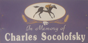 In Memory of Charles Socolofsky